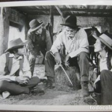 Cine: THE SPIKES GANG - FOTO ORIGINAL B/N - LEE MARVIN RON HOWARD GARY GRIMES. Lote 187200878
