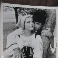 Cine: THE 25TH HOUR - FOTO ORIGINAL B/N - LA HORA 25 ANTHONY QUINN VIRNA LISI 2ª GUERRA MUNDIAL. Lote 187201505