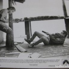 Cine: THE HUNTER CAZADOR A SUELDO - FOTO ORIGINAL B/N - STEVE MCQUEEN. Lote 187203448