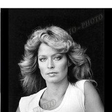 Cine: FARRAH FAWCETT ICONO SEXY AÑOS 80S. ANGELES DE CHARLIE SERIE TV FOTO. Lote 221627862