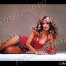 Cine: FARRAH FAWCETT ICONO SEXY AÑOS 80S ANGELES DE CHARLIE SERIE TV FOTO. Lote 221627841