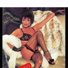 Cine: JOAN COLLINS DINASTIA DYNASTY SERIE TV 1981-1989 FOTO. Lote 184808026