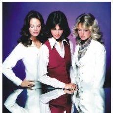 Cine: ANGELES CHARLIE KATE JACKSON FARRAH FAWCETT JACLYN SMITH CHARLIE´S ANGELS TV 1976 FOTO. Lote 221627848