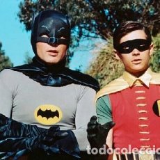 Cine: ADAM WEST BURT WARD SERIE TV BATMAN 1966 - 1968. Lote 189742530
