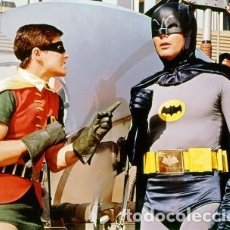 Cine: ADAM WEST BURT WARD SERIE TV BATMAN 1966 - 1968. Lote 189742621