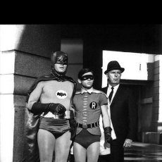Cine: ADAM WEST BURT WARD SERIE TV BATMAN 1966 - 1968. Lote 189743077