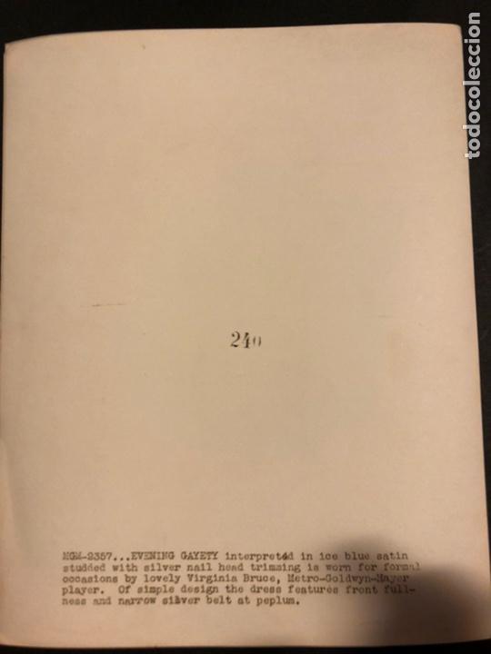 Cine: Foto original MGM de Virginia Bruce 25 x 20 cm - Foto 2 - 190136295