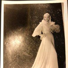 Cine: FOTO ORIGINAL MGM DE VIRGINIA BRUCE 25 X 20 CM. Lote 190136616