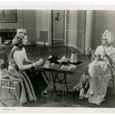Cine: FOTOGRAFIA ORIGINAL - MARILYN MONROE EN LA ESCENA DE UNA PELICULA. Lote 190140136