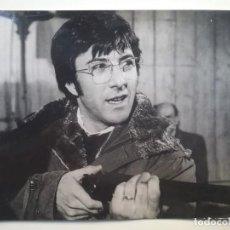 Cine: DUSTIN HOFFMAN FOTOGRAFÍA CINE PELÍCULA PERROS DE PAJA 1971. Lote 190226228