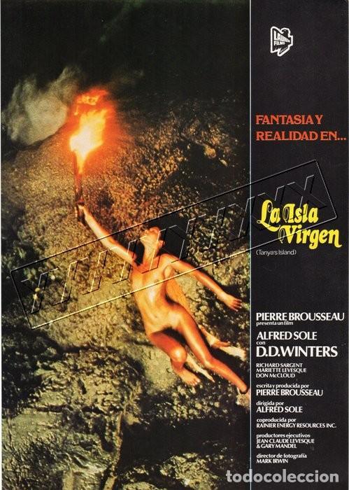Cine: LA ISLA VIRGEN. 13 FOTOCROMOS - Foto 3 - 190381662