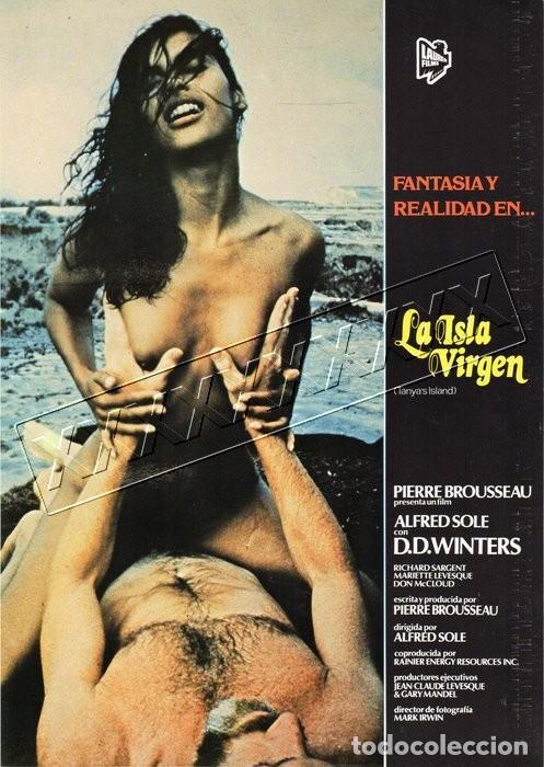 Cine: LA ISLA VIRGEN. 13 FOTOCROMOS - Foto 6 - 190381662