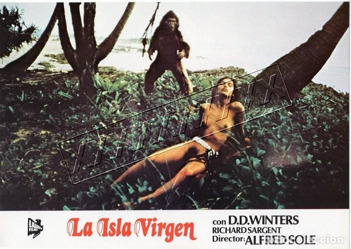 Cine: LA ISLA VIRGEN. 13 FOTOCROMOS - Foto 8 - 190381662