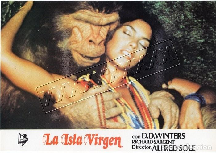 Cine: LA ISLA VIRGEN. 13 FOTOCROMOS - Foto 11 - 190381662