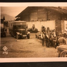 Cine: FOTO ORIGINAL RODAJE UFA EL VAGABUNDO INMORTAL.LIANE HAID GUSTAV FROHLICH.JOE MAY. Lote 191287286