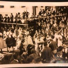 Cine: FOTO ORIGINAL RODAJE UFA EL VAGABUNDO INMORTAL.LIANE HAID GUSTAV FROHLICH.JOE MAY 18 X 13 CM. Lote 191287591