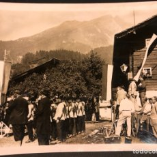 Cine: FOTO ORIGINAL RODAJE UFA EL VAGABUNDO INMORTAL.LIANE HAID GUSTAV FROHLICH.JOE MAY 18 X 13 CM. Lote 191287638