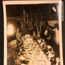 Cine: FOTO ORIGINAL RODAJE UFA EL VAGABUNDO INMORTAL.LIANE HAID GUSTAV FROHLICH.JOE MAY 18 X 13 CM. Lote 191287828