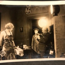 Cine: FOTO ORIGINAL UFA THE TIGER.CHARLOTTE SUSA.CARL HOFFMANN.JOHANNES MEYER 18 X 13 CM. Lote 191304983