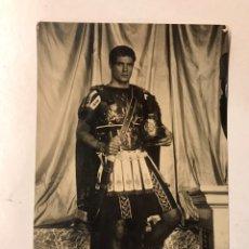 Cine: JOHN GAVIN. ACTOR. FOTO POSTAL NO.7210, EN ESPARTACO (H.1960?) SIN CIRCULAR..... Lote 191317092