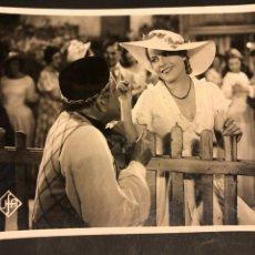 Cine: FOTO ORIGINAL UFA DE RENATE MULLER.GUERRA DE VALSES 18 X 13 CM. Lote 191365620