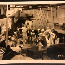 Cine: FOTO ORIGINAL LILIAN HARVEY.PEZ DE TIERRA 18 X 13 CM. Lote 191366995