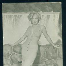 Cine: POSTAL ORIGINAL MARILYN MONROE ARCHIVO BERMEJO Nº 5254. Lote 191412525