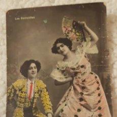 Cine: POSTAL LAS SERRANITAS (CUPLETISTAS). Lote 191472002