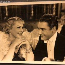 Cine: FOTO ORIGINAL DE CATALINA BARCENA Y JOSE CRESPO.LA CIUDAD DE CARTÓN.25 X 20 CM. Lote 191655935