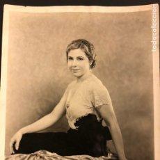 Cine: FOTO ORIGINAL FOX DE CATALINA BARCENA 25 X 20 CM. Lote 191656253