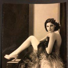 Cine: FOTO ORIGINAL DE CARMEN GUERRERO 23 X 18 CM. Lote 191909915
