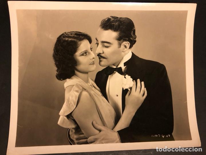 FOTO ORIGINAL DE RAMON PEREDA Y CARMEN GUERRERO.CASCARRABIAS 25 X 20 CM (Cine - Fotos y Postales de Actores y Actrices)