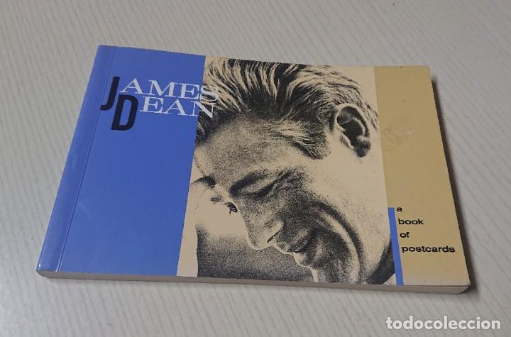 JAMES DEAN. A BOOK OF POSTCARDS (29) (Cine - Fotos y Postales de Actores y Actrices)