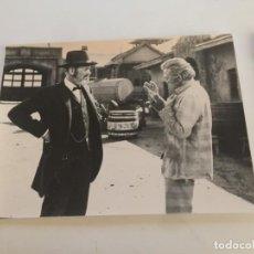 Cine: CLINT EASTWOOD FOTOGRAFIA OFICIAL DE PELICULA. Lote 192348876