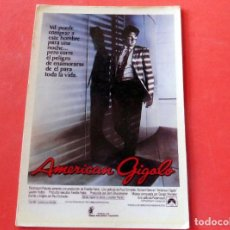 Cine: POSTAL CINE - EDITIONS MERCURI Nº 178 AMERICAN GIGOLO. Lote 192366380