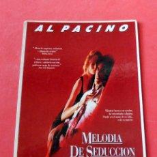 Cine: POSTAL CINE - EDITIONS MERCURI Nº 164 MELODÍA DE SEDUCCIÓN. Lote 192366606