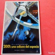 Cine: POSTAL CINE - EDITIONS MERCURI Nº 91 2001 UNA ODISEA DEL ESPACIO. Lote 192366895