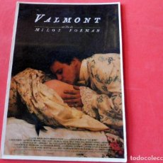 Cine: POSTAL CINE - EDITIONS MERCURI Nº 163 VALMONT. Lote 192367373
