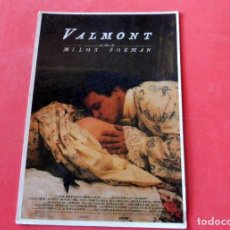 Cine: POSTAL CINE - EDITIONS MERCURI Nº 163 VALMONT. Lote 192367411