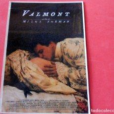 Cine: POSTAL CINE - EDITIONS MERCURI Nº 163 VALMONT. Lote 192367493