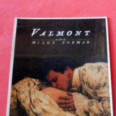 Cine: POSTAL CINE - EDITIONS MERCURI Nº 163 VALMONT. Lote 192367602