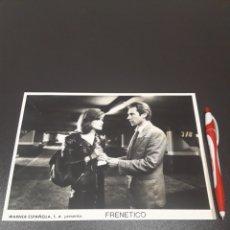 Cine: HARRISON FORD. FRENETICO. FOTOGRAFIA DE LA PELÍCULA.. Lote 192538653