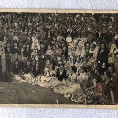 """Cine: FOTOGRAFÍA ORIGINAL SERRANO. PELÍCULA """"CARMEN LA DE TRIANA"""". SEVILLA, AÑOS 30.. Lote 192545925"""