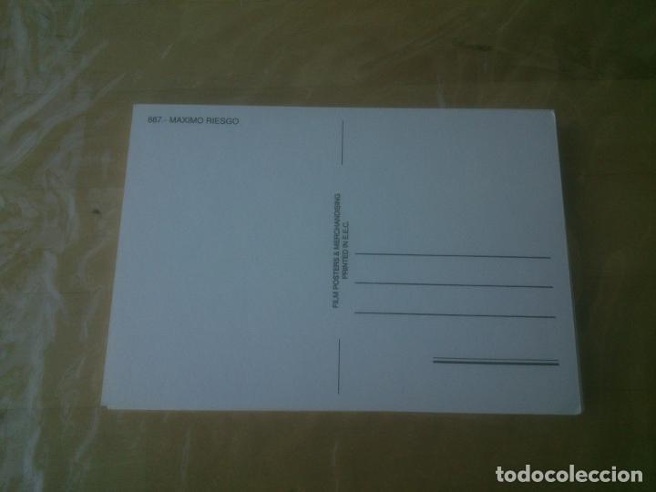 Cine: LOTE DE Tarjeta postal sylvester stallone - Foto 4 - 193451267