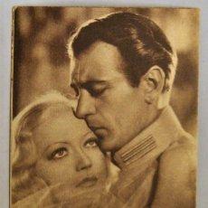 Cine: TARJETA DE CINE DE LA PELÍCULA LA ESPÍA Nº 13 (2). Lote 194272920