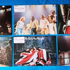 Cine: THE WHO - THE KIDS ARE ALRIGHT. Lote 194280156