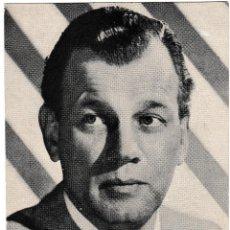 Cine: JOSEPH COTTEN - TARJETAS REVISTA FLORITA Nº 65. Lote 194374310