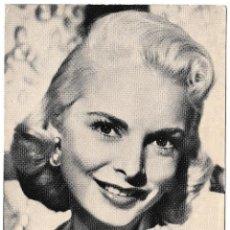 Cine: JANET LEIGH - TARJETAS REVISTA FLORITA Nº 10. Lote 194374520