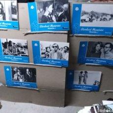 Cine: STARDUST MEMORIES RECUERDOS WOODY ALLEN 8 FOTOCROMOS ORIGINALES B2(1147). Lote 194506911