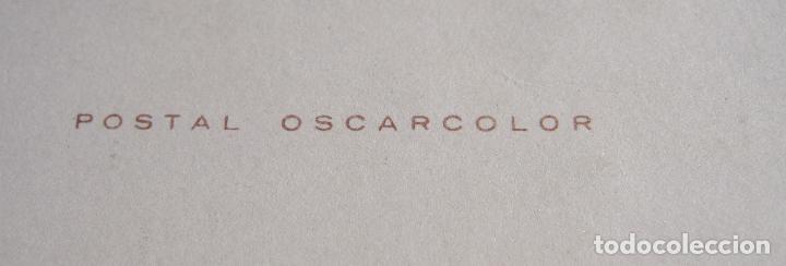 Cine: POSTAL GIGANTE. BONANZA. 1964.G-21. OSCARCOLOR. 15 X 21 CM - Foto 4 - 194514765